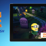 Defeat villains as Frankenstein Minion in the Halloween update of Despicable Me: Minion Rush! http://t.co/hdtaHSDTqo