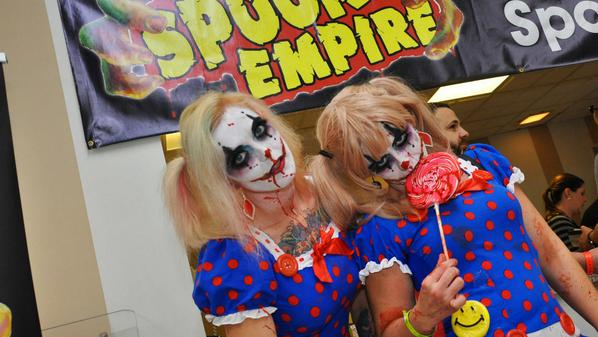 Image result for Spooky Empire Ultimate Horror Weekend  2016