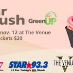 Join us at SUGAR RUSH Nov 12 at The Venue. Get your tickets now: https://t.co/V326uSnQ0x #notyourgrandmasbakesale http://t.co/3ov5t5o4ek