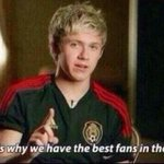 """Niall asked us to break the vevo record"" ""We broke it"" Niall be like: #WEBROKETHEVEVORECORD http://t.co/r5w3U6pGK1"