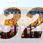 RT @NDSUfootball: 8-0. 4-0 MVFC. The longest winning streak in FCS history just reached 32. http://t.co/TE6lYTeHSa