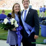 RT @markcornelison: UK Homecoming Queen Lee Foster, and Homecoming King Colby Hall #BBN #seeblue @heraldleader http://t.co/rfcEahzvYL