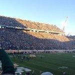 Beating those Wolverines (@ Spartan Stadium - @msu_athletics for Wolverines vs Spartans) https://t.co/XpbUVTxbJr http://t.co/NX91b45DiI