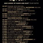 RT @thelostbrothers: See you all on the tour. Starts tomorrow in Waterford at Garter Lane Theatre.Tickets here http://t.co/9NgwDM1qJ1 http://t.co/xgbXhpFQhI