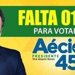 RT @marisascruz: ELEITOR, SERENIDADE E PENSE NO BRASIL! RT @Leandro_011276: http://t.co/f1tUctFXEy
