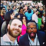 The ultimate #TEDxJax #selfie with @Al_Letson to end the day! http://t.co/eNHcINGXEA