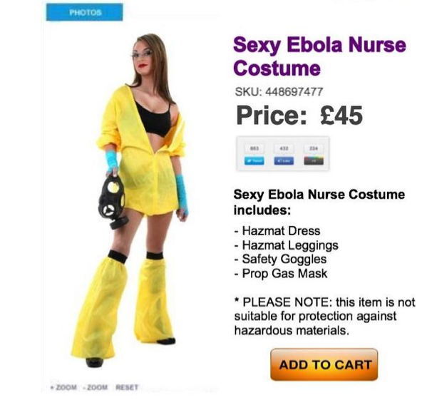 """""""not suitable for protection against hazardous materials.""""  Not suitable in general, tbh. http://t.co/acCmS1ffI2"""
