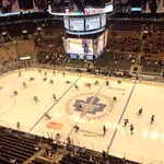 RT @NHLBruins: Team on the ice for warmups at the Air Canada Centre. #NHLBruins #BOSvsTOR http://t.co/bkRmQ5OZDX