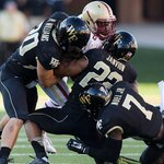RT @WakeFB: FINAL: Boston College 23, Wake Forest 17 Wake Forests rally falls short in the 4th. http://t.co/OmccxC60c5