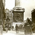 RT @SirWilliamD: I give you Monument in #London as it was c.1900. http://t.co/gCk7KKymEU