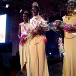 And shes the fairest of them all. God is Faithful @leahmissug2014 #missuganda2014 http://t.co/1WuqRFM3J7