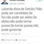 RT @MarcosTenorio_: Elite brasileira não consegue conviver com democracia. Tucanos querem o golpe. Mas povo vai eleger Dilma! #GolpeNoJN http://t.co/QnrWdE9xUs
