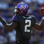 RT @espn: Trevone Boykin has tossed a school record 7 TD as No. 10 TCU is blowing out Texas Tech 68-27 with a quarter to play. http://t.co/UwXcHVnqeU