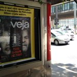 "Justiça eleitoral proíbe publicidade da Veja por ""caracterizar propaganda eleitoral"" http://t.co/UheNknvYsH http://t.co/iFLoRtKv11"
