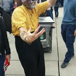 Zombie Ed Grimley... I must say... @SecondCityTO http://t.co/0H39p8JKrF
