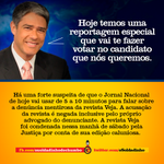 RT @nazamoura: ATENÇÃO - Mídia já Denuncia Possível Golpe Eleitoral Hoje no JN. #GolpeNoJN http://t.co/wQNQ2E8hJl http://t.co/GpsQMpYv70