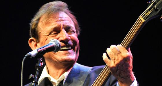 RIP Jack Bruce, former bassist of Cream. Read his family's touching statement here