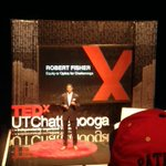 RT @TimBarczak: @robert_fisher1 getting real about Chattanooga at #TEDxUTChatt http://t.co/3ewkrmNXqZ