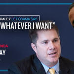 RT @GOP: Join the #Iowa early voting wave that has rebuked Obamas agenda. http://t.co/HZbkFmYiUl Vote today! #IASen http://t.co/H0zEU720du