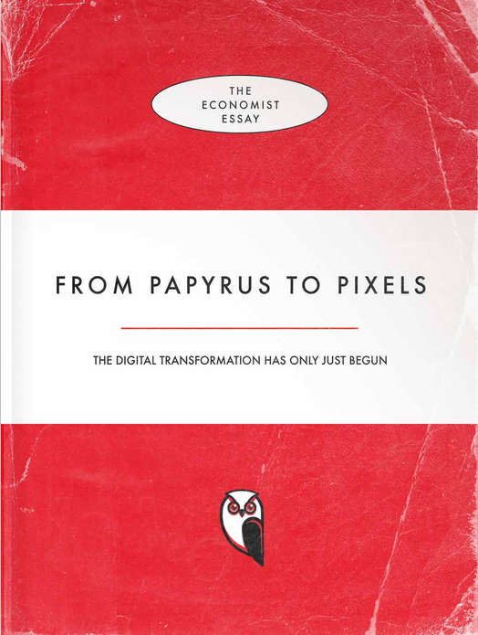 From papyrus to pixels: the digital transformation of the book has only just begun http://t.co/JoSyLdrDyN http://t.co/gn4qLQ17eb
