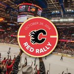 RT & Follow to win 2 tix to #RedRally tomorrow at @WinSportCanada. Winner drawn tonight. http://t.co/pu6ZMVuRE9 #yyc http://t.co/wOCpUZmuxx