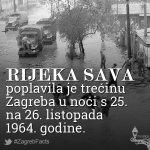 RT @ZagrebFacts: Prošlo je 50 godina od velike zagrebačke katastrofalne poplave u kojoj je smrtno stradalo 17 osoba. #ZagrebFacts http://t.co/6Ja810D7q0