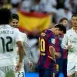 Isco descojonandose de Messi. http://t.co/KOWjaGm5Gv
