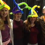 South Burlington High School students volunteer at VPT Halloween event for #MDD http://t.co/Y79NREqdWZ
