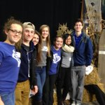 Burlington High School students volunteer at VPT Halloween event for #mdd http://t.co/RgFyM4MEFz