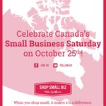 RT @SUZIEQBBB: Its #SmallBusinessSaturday here in Canada. #shoplocal #Inglewoodyyc #yyc #Calgary http://t.co/ea2fkNUTNV http://t.co/UVVs1GfH5u