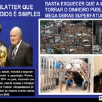 RT @verdadesbancoop: BRASIL: Chegou a hora d por fim a CORRUPÇÃO VERMELHA institucionalizada desd 2003 VOTE 45 AÉCIO CONTRA CORRUPÇÃO http://t.co/8ittJ6yhYX