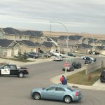 RT @abhishekgaurav: Situation panorama hills #yyc Calgary Police, helicopters, reporter. Does anybody know whats happening? http://t.co/epIMjr8fXG