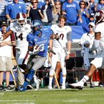 RT @Utterback13: .@UKFootballs Demarco Robinson makes two defenders miss and goes on to score a touchdown to even up the score. #bbn http://t.co/9oSkSJtCA1