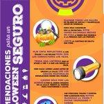 ¿Celebrarás Halloween? ¡te recomendamos seguir estos sencillos tips! #NuevoLaredo #Tamaulipas http://t.co/GOFczWqYcT