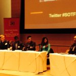 RT @RLombardTWCNews: @TWCNewsCNYs own Farah Jadran on the #SOTFSeminar closing panel all about social media. http://t.co/T5qOflUlE8