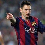 Leo Messi a trouvé une solution ingénieuse à ses problèmes de nausées ! ▶️ http://t.co/pBqWNpGHrW http://t.co/k8hRp1nJ0Q