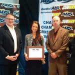 "Congrats to @VarsityReds athlete @Katiee_765 for winning the @AUS_SUA Cross Country ""Community Service Award""! http://t.co/wokmp1swjy"