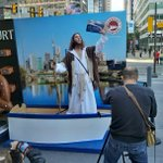 Jesus made a guest appearance and showed up to the beer garden. #Philly http://t.co/1MRUG4rvuL