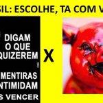 RT @verdadesbancoop: BRASIL: Chegou a hora d por fim a CORRUPÇÃO VERMELHA institucionalizada desd 2003 VOTE 45 AÉCIO CONTRA CORRUPÇÃO http://t.co/jLeWRLUTKh
