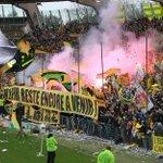 Mon gamin Yacine, tu vas marquer contre Rennes, même les dieux du foot le souhaitent ! #fcnsrfc http://t.co/CSFO28eV37