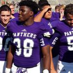 RPHS FBL (V): Panthers Sink 8-Ball For Win Over Galveston (8-0)! #panthermometer Panthers 41 Tornados 6 Final http://t.co/dDDsgt2mhY