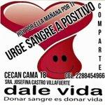 RT @Untalpeinas: Amigos donemos vida compartan @VialidadXalapa @XalapaInforma @XaIapa @XalapaMia http://t.co/IiJ0mA2Hmh