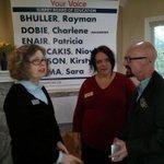 RT @MR1_: @CharlenePDobie and I. #surreybc #SryProud http://t.co/XIQjqstnhg