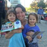 RT @AliceSpeck: More #DCision14 cuteness! #ward1 SBOE candidate @LWilsonPhelan and her 4yr old twins! http://t.co/6gkBEQwHtV