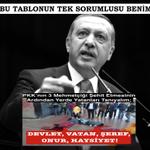 Bu tablonun tek sorumlusu sensin Erdoğan! ÜçŞehidimizVar SusmaTÜRK http://t.co/dt0SVLjS1B
