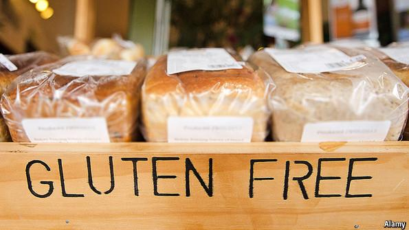 A growing desire to avoid gluten is changing the food industry http://t.co/u93u0qiM8O http://t.co/BoIHJkzD2j