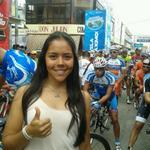 RT @tododeportes_pl: Paula Guillén ciclista nacional le desea suete al pelotón. Vía: @CuqueJesus http://t.co/ssutdyCL8b