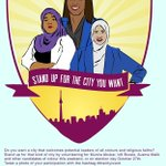 Counter the racism & other hate hurled at candidates like @oliviachow & @kristynwongtam: volunteer! #thecityiwant http://t.co/3lSchwSzjO