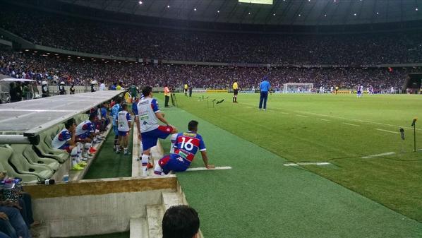 160baa9ddb Ao vivo  Fortaleza x Macaé - Campeonato Brasileiro Série C ...