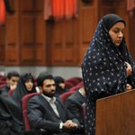 This woman was executed in #Iran today after convicted of killing a man she said she stabbed during a sexual assault. http://t.co/VIPbCR8lTF